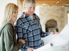 a retired couple ready to invest in a fix & flip investment with their self-directed IRA