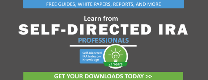 self directed IRA guides, reports, white papers